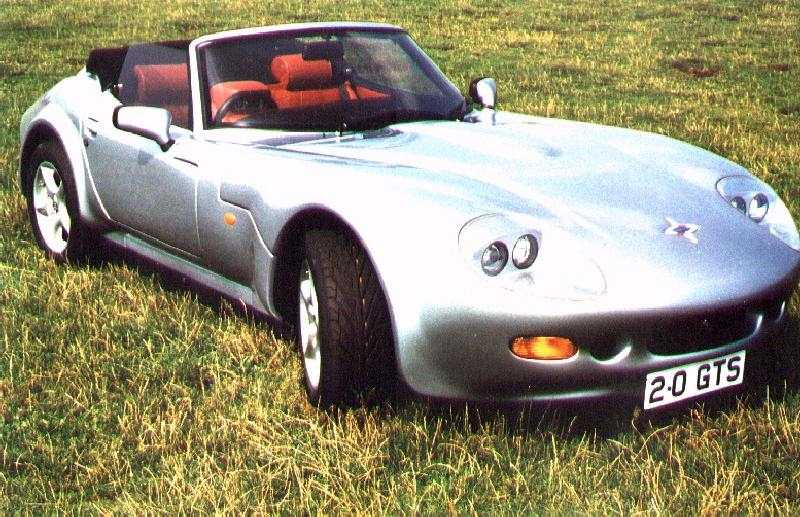 The 1997 Marcos Mantis